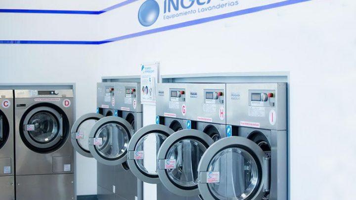 lavanderias autoservicio