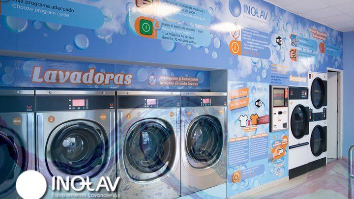 montar lavadora industrial