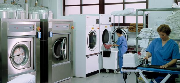 lavanderia dentro de residencias de ancianos
