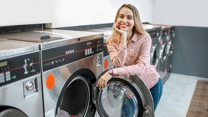 lavadoras industriales