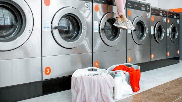 lavadoras industriales centros deportivos